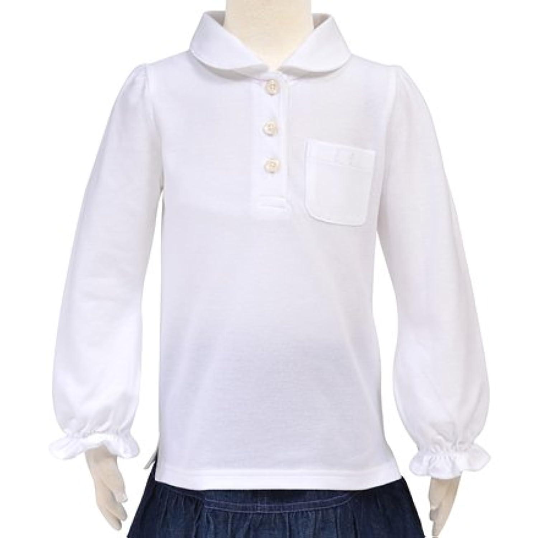 長袖ポロシャツ?刺繍ナシ?女 長袖 日本製 刺繍ナシ N1550540
