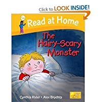 The Hairy-Scary Monster (Read at Home 5a) (Read at Home, Oxford Reading Tree)