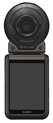 CASIO デジタルカメラ EXILIM EX-FR110HBK カメラ部+モニター(コントローラー)部セット EXFR110H ブラックの詳細を見る