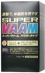 明治乳業 スーパーヴァーム (VAAM) パウダータイプ 10.5gx7包