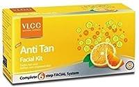VLCC Anti Tan Facial Kit 60 g(Set of 6) [並行輸入品]
