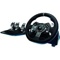 Logitech G920 Driving Force Racing Wheel - ロジテック - ロジクール G920 ドライビングフォース レーシング ウイール (Xbox One / PC 海外輸入北米版周辺機器)
