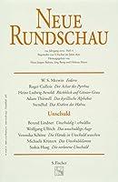 Neue Rundschau 2003/4: Unschuld