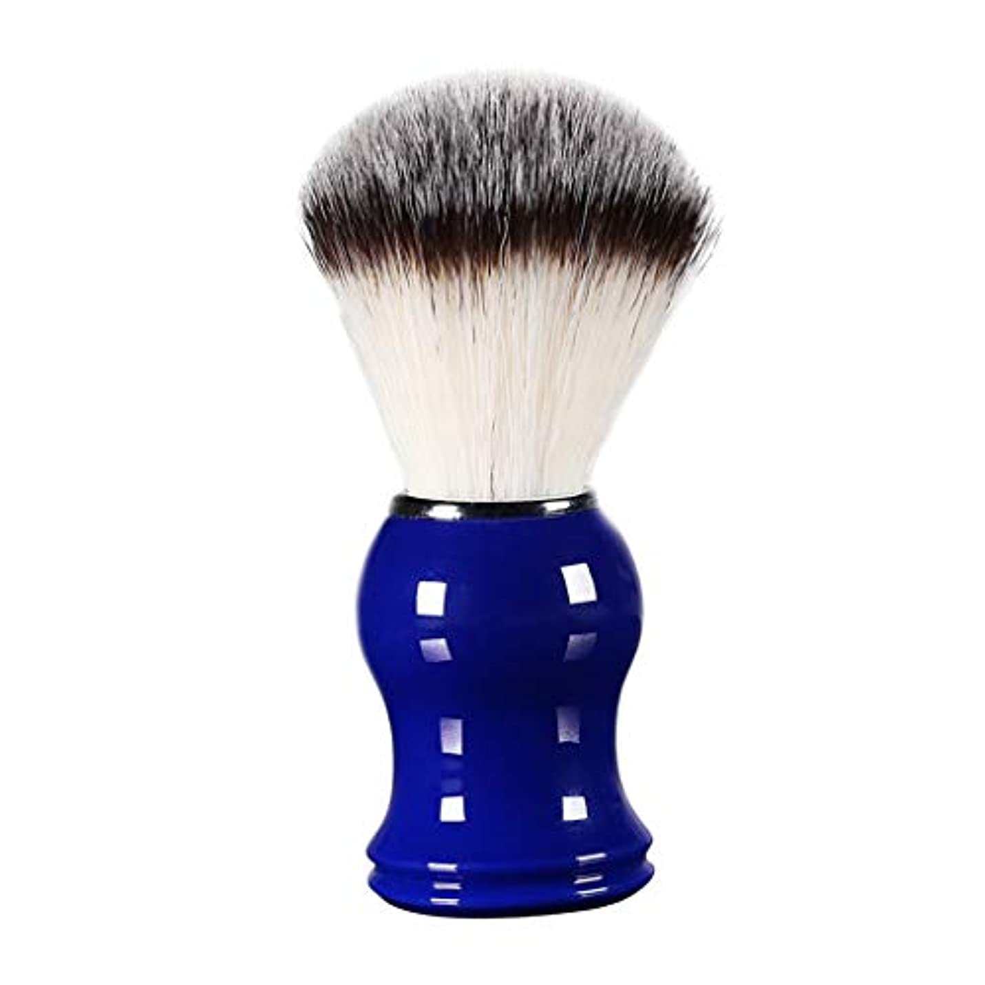 瞬時にウェブ脚本家FLAMEER 床屋 サロン 髭剃り シェービングブラシ メンズ 泡立ち 洗顔 理容 約11cm