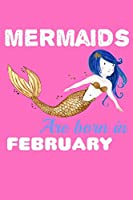 Mermaids Are Born In February: Sketchbook