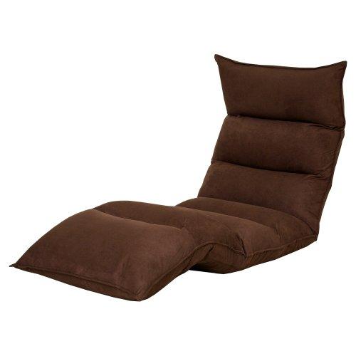 VEGA CORPORATION 1億円座椅子 ラージサイズ ブラウン