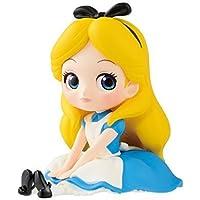 Disney Characters Q posket petit -Alice・Ariel・Esmeralda- 不思議の国のアリス アリス