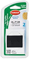 Hahnel HL-F126 Li ion Replacement Battery for Fujifilm NP-W126