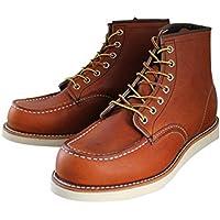 """【お手入れセット付き】レッドウィング/REDWING CLASSIC WORK(クラシックワーク)6""""モックトゥNo875「オロレガシー」 ブーツ 靴"""