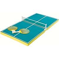 プールサイドフローティングテーブルテニスゲーム