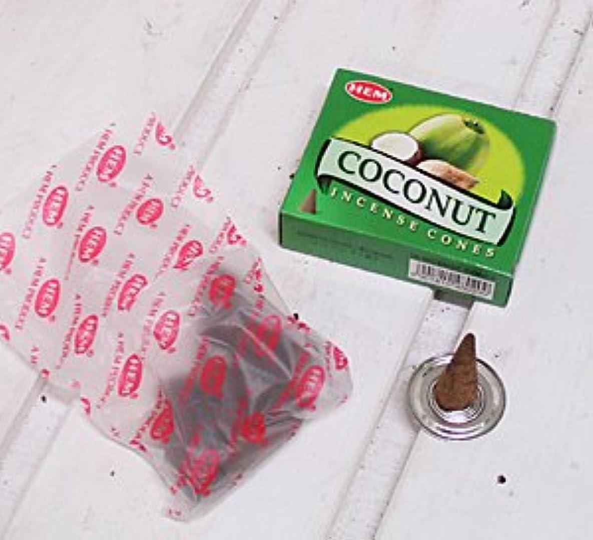 描写最近スペイン「HEM ココナツ香 コーン」