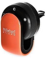 Millefiori カーエアフレッシュナー[GO] オレンジ