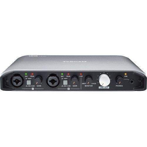 TASCAM オーディオ/MIDIインターフェース iXR