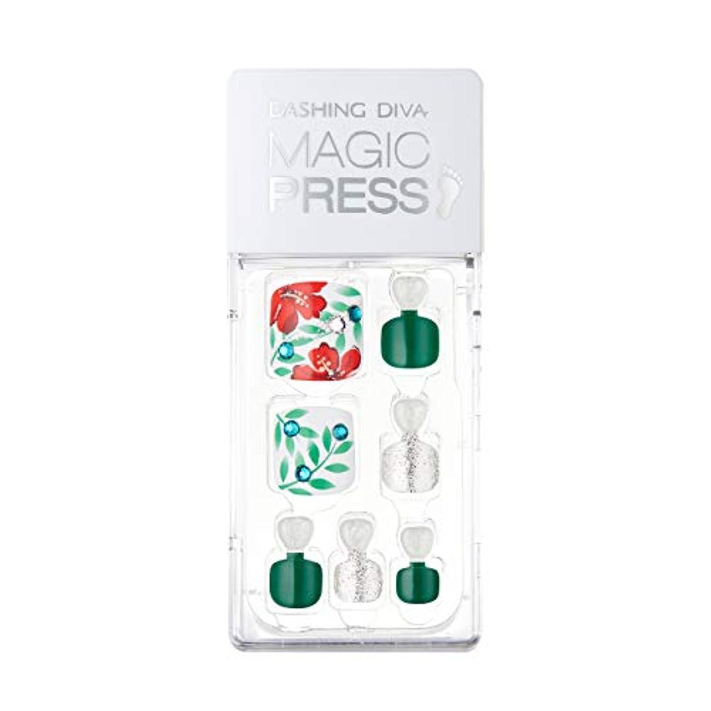 失業優しい器用ダッシングディバ マジックプレス DASHING DIVA MagicPress MDR_377P-DURY+ オリジナルジェル ネイルチップ Maxi Dress