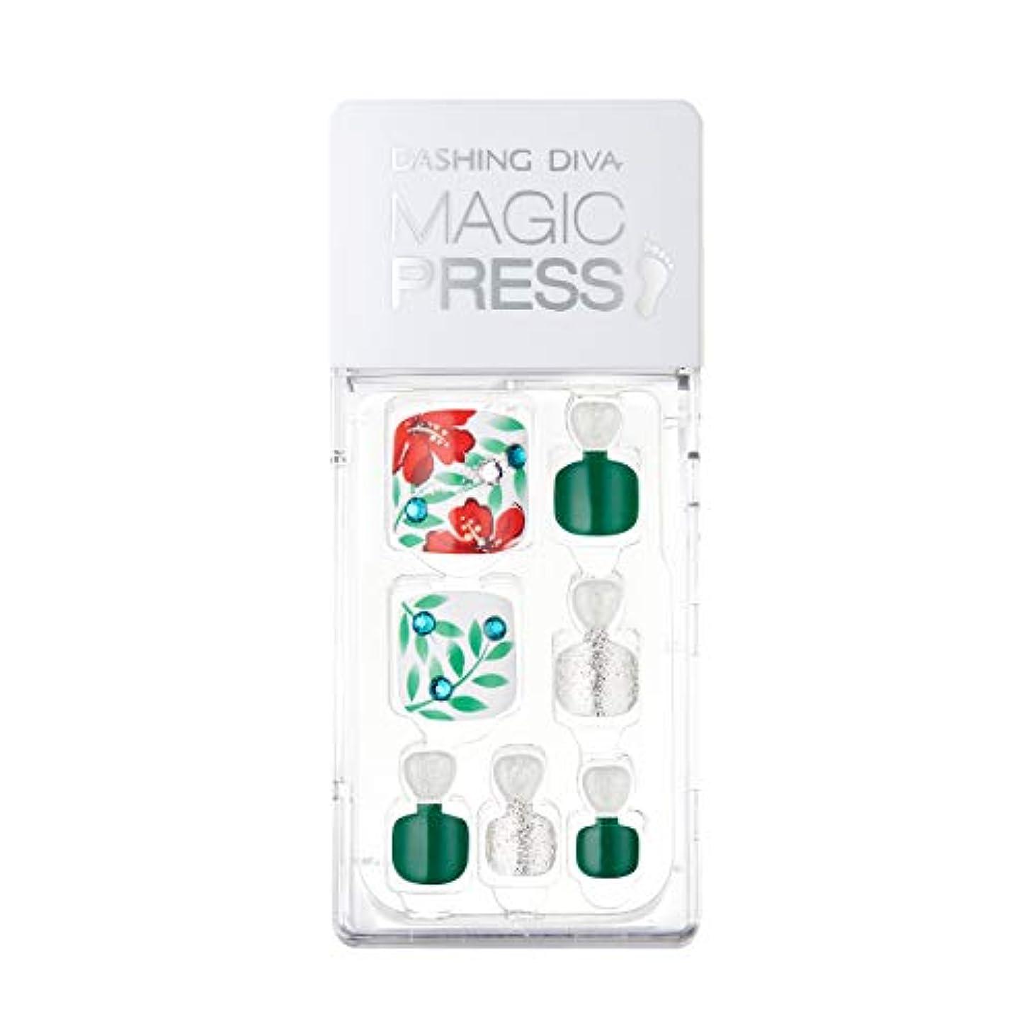 プレゼンテーションエジプト昆虫ダッシングディバ マジックプレス DASHING DIVA MagicPress MDR_377P-DURY+ オリジナルジェル ネイルチップ Maxi Dress