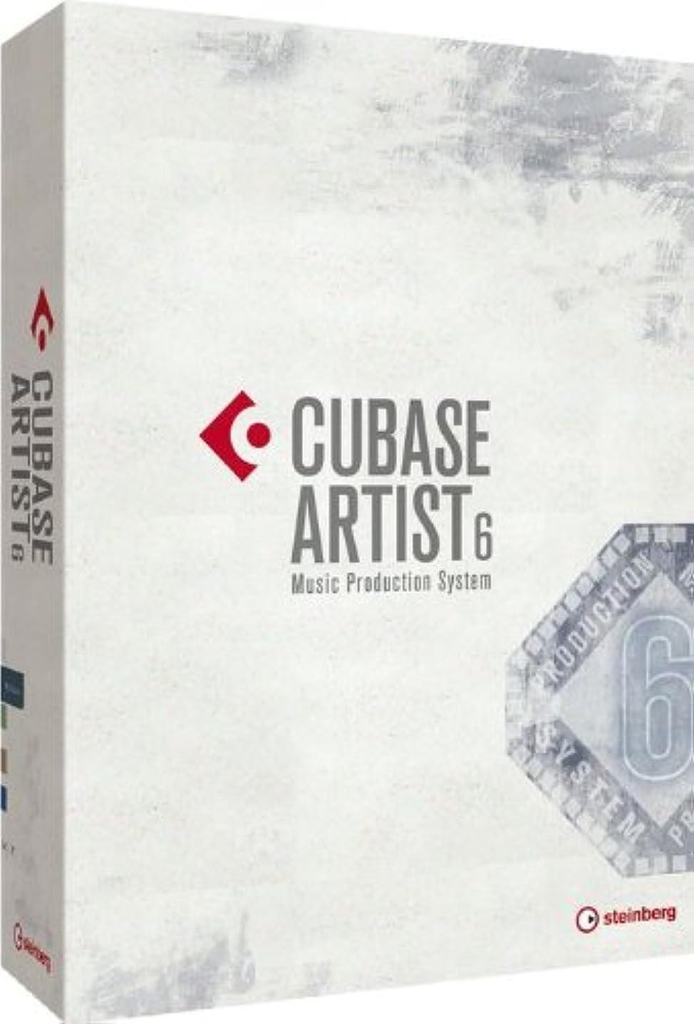 スティーブンソン機械的に数学者CUBASE6 Artist 6アカデミック版 Steinberg 輸入版 DVD-ROM