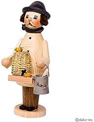 kuhnert ミニパイプ人形香炉 養蜂家
