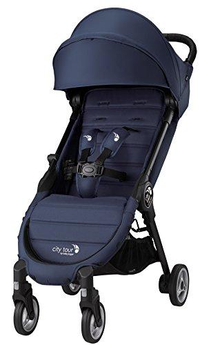 baby jogger(ベビージョガー) コンパクトベビーカー city tour (シティツアー) コバルト BL 5歳まで使える & 小さくたためる & 背負えるキャリーバッグ付き 2022280