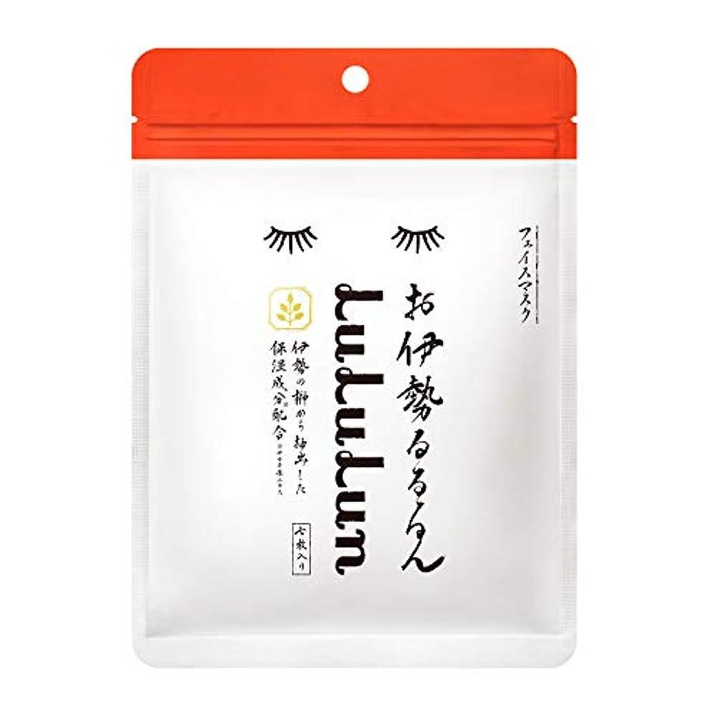 どきどき消費する提供お伊勢ルルルン(木々の香り) (七枚入り×四袋)