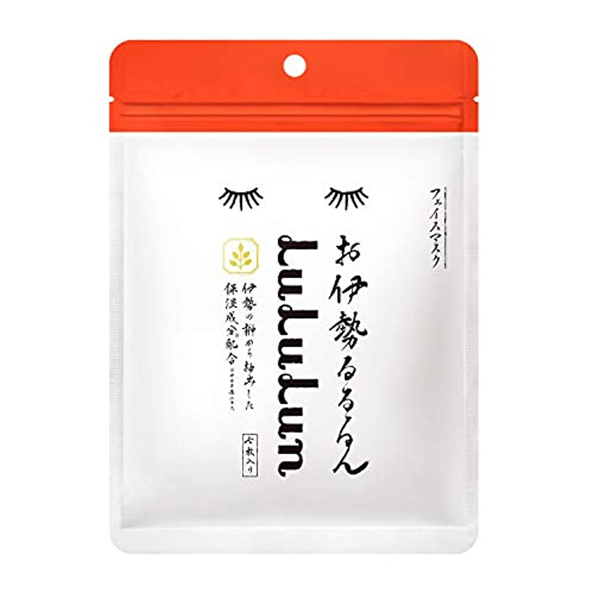 お伊勢ルルルン(木々の香り) (七枚入り×二袋)