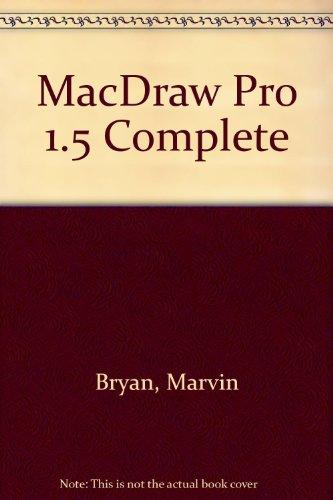 Macdraw Pro 1.5 Complete