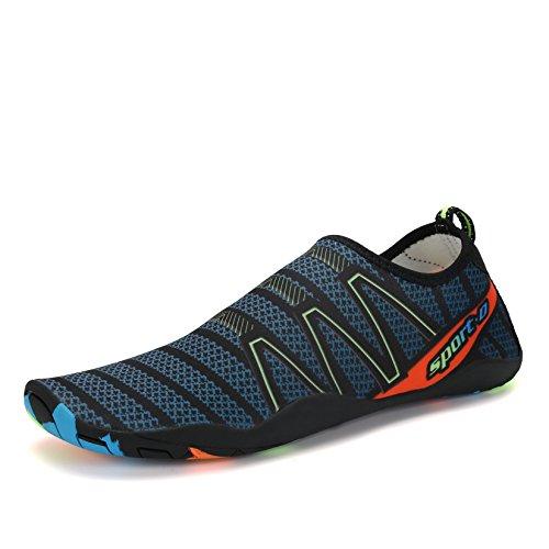 [해외]Maniamixx (매니아 믹스) 워터 슈즈 마린 슈즈 초경량 남성 여성 보이스 걸스 남녀 겸용 수륙 양용 바다 놀이 속건 통기성 (사 색 선택 가능)/Maniamixx (mania mix) water shoes marine shoes super lightweight men`s ladies boys girls unisex du...
