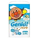 ★★★★ケース販売【New】ゲンキ ネピアGenki!パンツ Lサイズ 44枚×3パック×2ケース