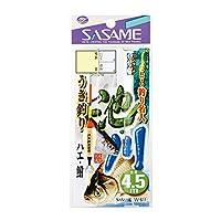 ささめ針(SASAME) W-611 池・川ウキ釣リ 4.5m 4-0.6