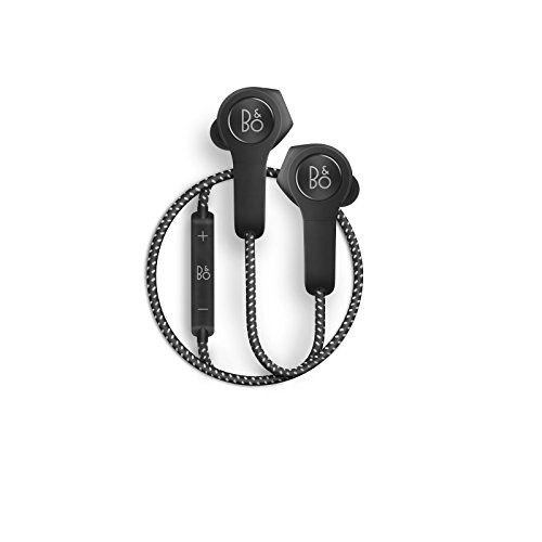 B&O Play BeoPlay H5 ワイヤレス Bluetooth イヤホン/リモコン・マイク付き/通話可能 ブラック BeoPlay H5 Black 【国内正規品】