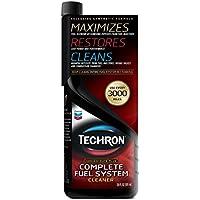 Chevron 65740Techron Concentrate Plus燃料システムクリーナー–20オンス 20オンス 65740