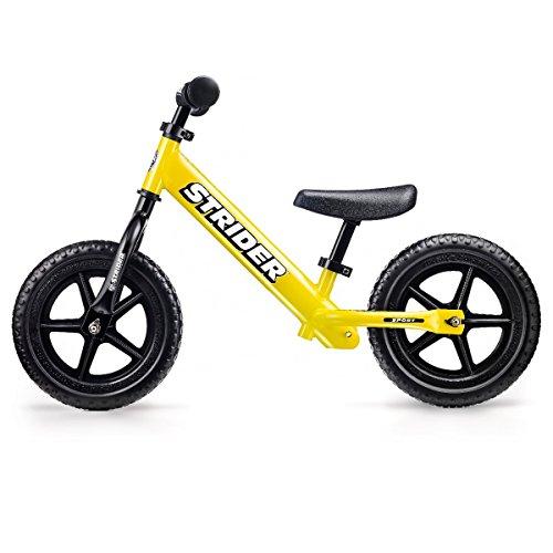 キッズ用ランニングバイク STRIDER (ストライダー) スポーツモデル イエロー 日本正規品