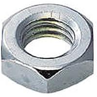 TRUSCO 六角ナット3種 ユニクロム サイズM3X0.5 300個入 B560003