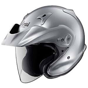 アライ(ARAI) バイクヘルメット ジェット CT-Z アルミナシルバー M 57-58cm