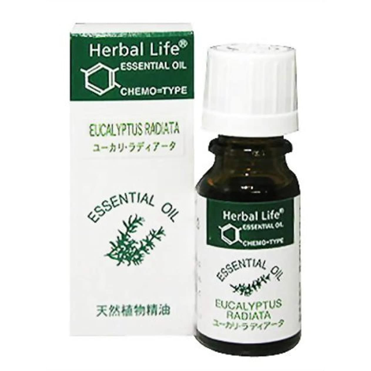 感覚時刻表一生Herbal Life ユーカリ?ラディアータ 10ml