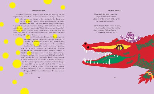 Lewis Carroll's Alice's Adventures in Wonderland: With Artwork by Yayoi Kusama (Penguin Classics)