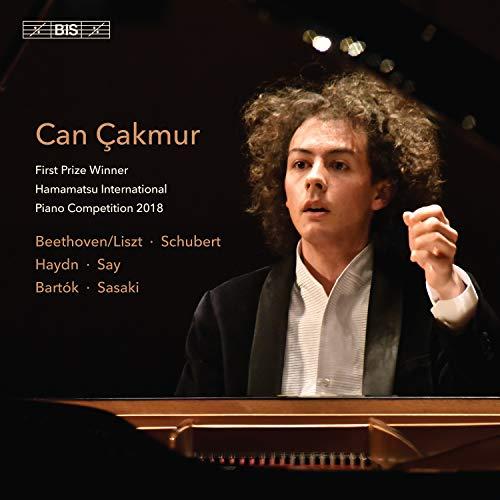 2018年第10回浜松国際ピアノコンクール第1位 / ジャン・チャクムル (First Prize Winner Hamamatsu International Piano Competition 2018 / Can Cakmur) [SACD] [Import] [日本語帯・解説付]