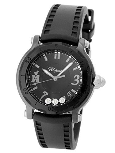 [ショパール]腕時計28/8507-9013 ハッピースポーツ ヘッケル限定モデル 3Pダイヤ クォーツ 105本限定[中古品] [並行輸入品]