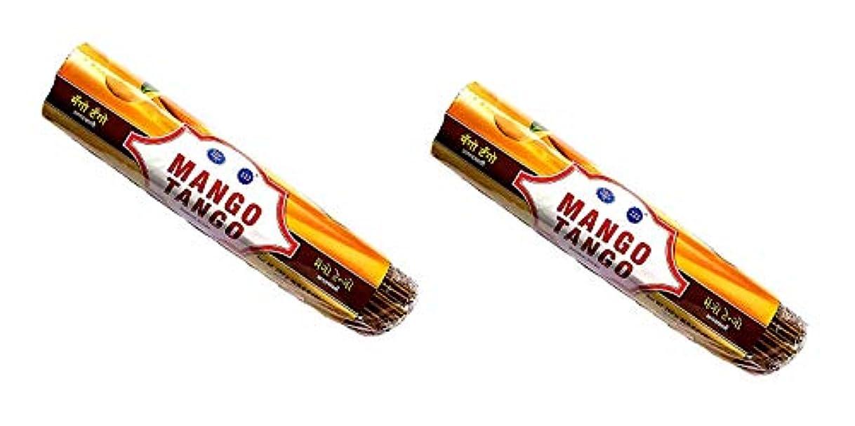 要塞復活する巨人Mango Tango Insense Sticks Pack of 2 (250g x 2)