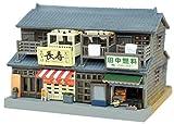 建物コレクション 建コレ 054-3 商店長屋 A3 ジオラマ用品