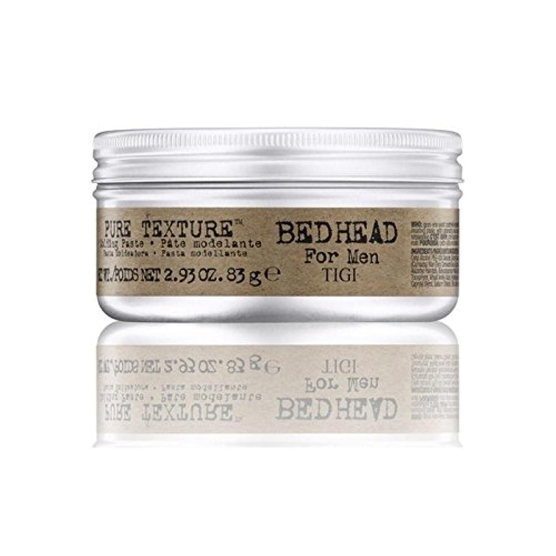 最終墓地蒸発するTigi Bed Head For Men Pure Texture Molding Paste (83G) - 男性の純粋なテクスチャーモールディングペースト(83グラム)のためのティジーベッドヘッド [並行輸入品]