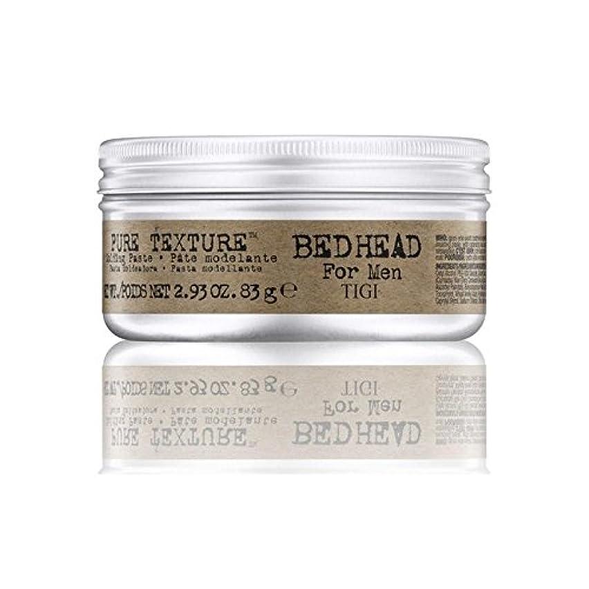 悪性のエクステントバナナTigi Bed Head For Men Pure Texture Molding Paste (83G) (Pack of 6) - 男性の純粋なテクスチャーモールディングペースト(83グラム)のためのティジーベッドヘッド x6 [並行輸入品]