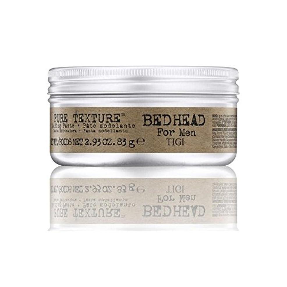 広げる協会食用Tigi Bed Head For Men Pure Texture Molding Paste (83G) - 男性の純粋なテクスチャーモールディングペースト(83グラム)のためのティジーベッドヘッド [並行輸入品]