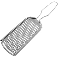 uxcell おろし金 スライサー ピーラー 野菜 シュレッダー ステンレススティル製 シルバートーン キッチン用品