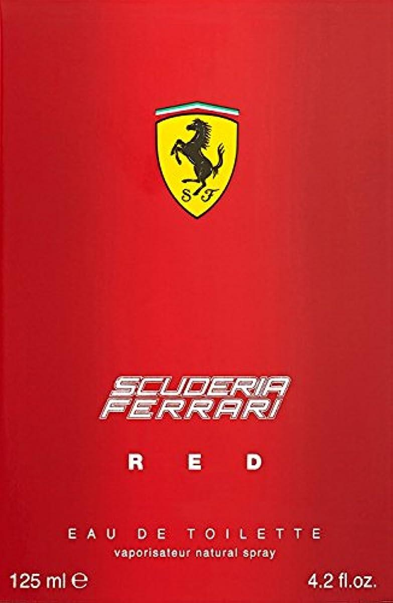 ブローホール興味ささやき【フェラーリ】フェラーリ レッド EDT 125mL(並行輸入品)