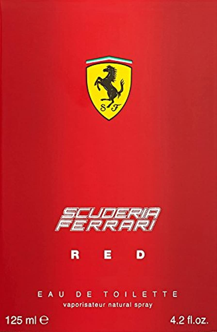 【フェラーリ】フェラーリ レッド EDT 125mL(並行輸入品)