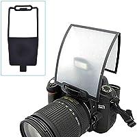 JIOLK フラッシュディフューザー ストロボ ディフューザー 撮影 ストロボ 用 撮影用 レフ板 リフレクター スピードライト用
