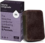 Marie's Original Eczema Face Soap Body Wash Bar – All Natural Psoriasis, Dermatitis Treatment for Dry Itch