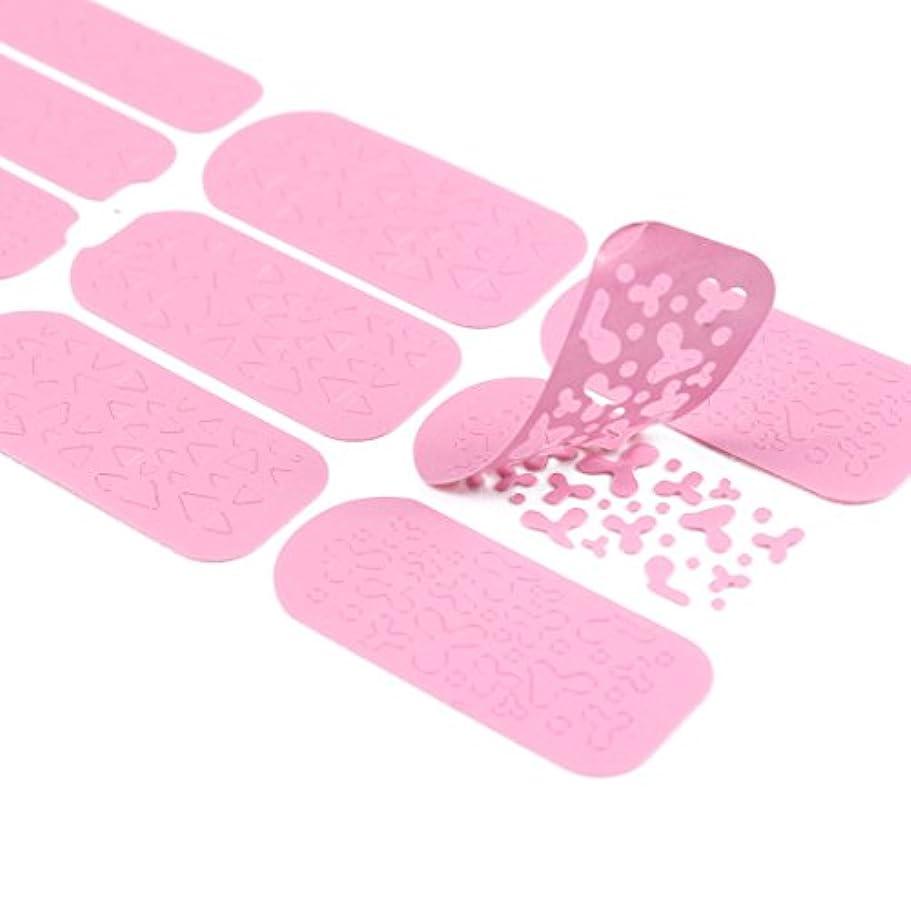 抑止する浴タオルFingerAngel ネイル飾り24枚セット 装飾用ネイルシール 今大人気のネイルステッカー ネイルティプ