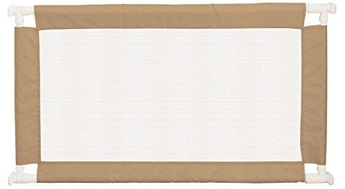 日本育児 nihonikuji ベビーゲート ふわふわとおせんぼキッズセーフ Sサイズ 取り付け幅65~90cm×奥行き3×高さ60cm 1.2kg 1360005001 6ヶ月~24ヶ月対象 跨ぐ式突っ張りゲイト