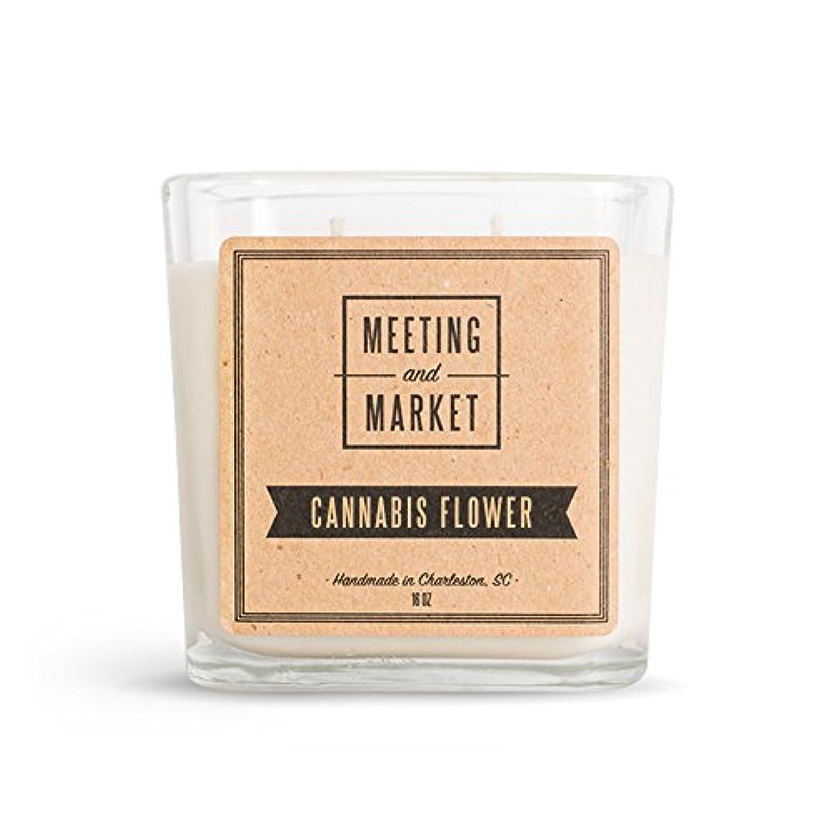 彼らの贅沢回答M & Mキャンドル – 大豆ワックスScented Candle – Long BurningメンズorレディースCandle – プレミアムFragrance Candle 16oz CF 16